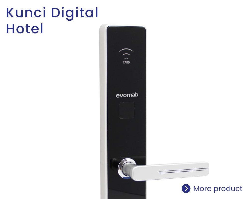 Kategori Kunci Digital Hotel Evomab